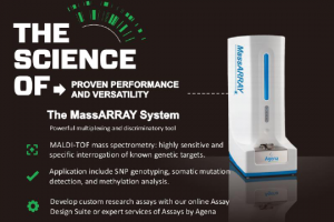 Agena – Mass Array Genotyping