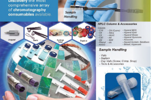 Sample Preparation, Columns and Consumables