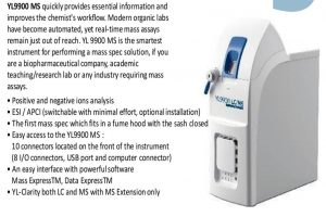 Liquid Chromatography – Mass Spectrometry (LC-MS)